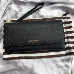 Henri Bendel Uptown Wallet Wristlet